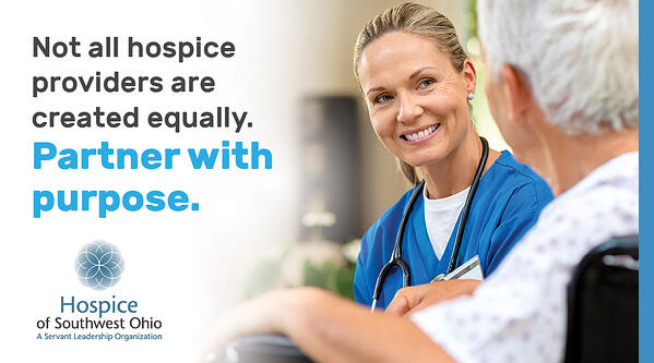 Selecting a Hometown Provider | Hospice of Southwest Ohio