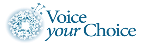 Voice Your Choice Logo